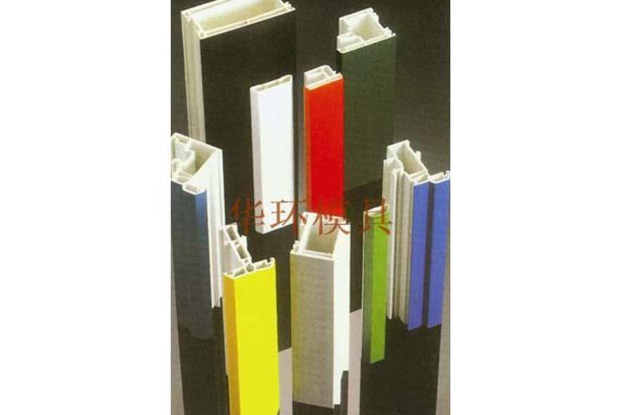 样品6-PVC彩色共挤型材